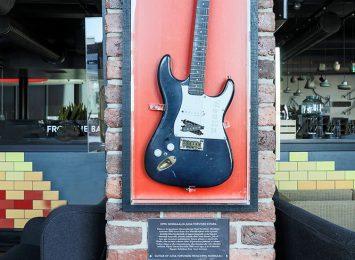 Kehystetty kitara